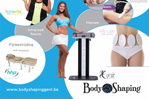 BodyShaping Gent - Social Media