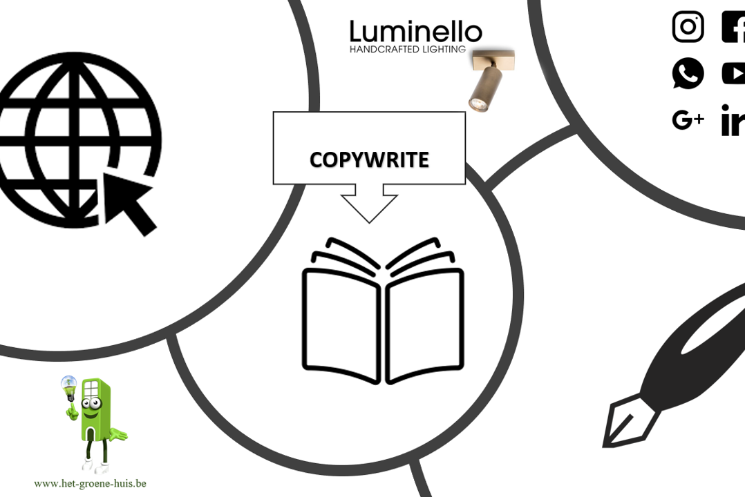 Copywrite voor Luminello
