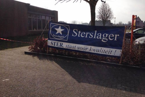 STERSLAGERSHAPPENING 22/2/2015 TE LILLE